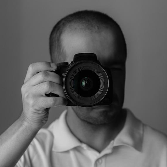 About the photographer - Cicero Castro